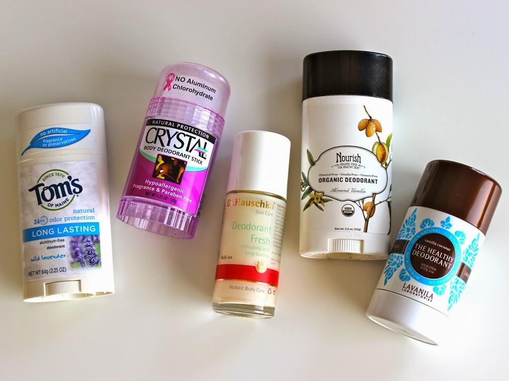 How To Make Natural Antiperspirant