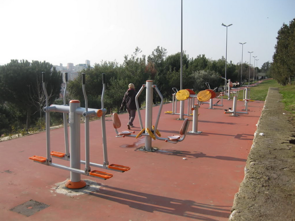 istanbul-exercise-playground