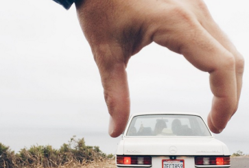 california-vintage-car
