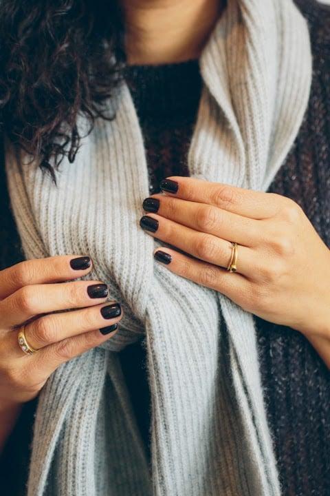 Winter Nail Polish | A Cup of Jo