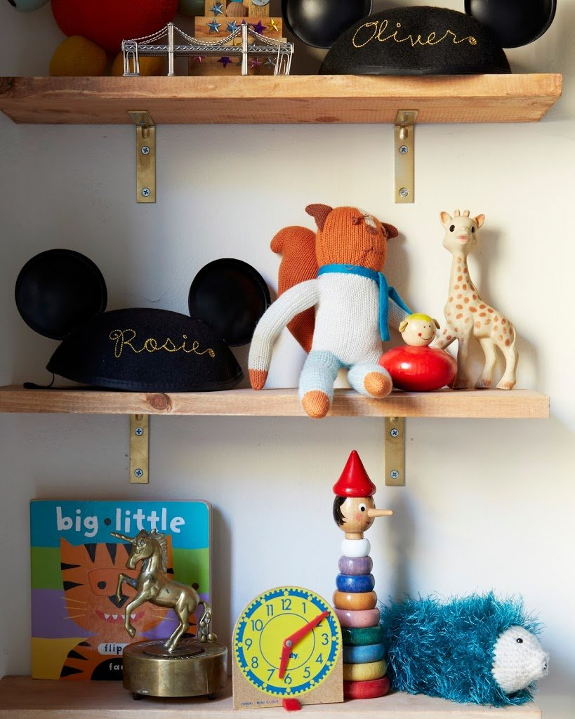 Kids room brooklyn apartment tour home inspiration cupofjo