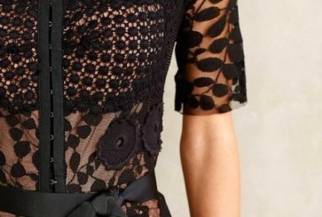 lacy-black-dress-lace-anthropologie