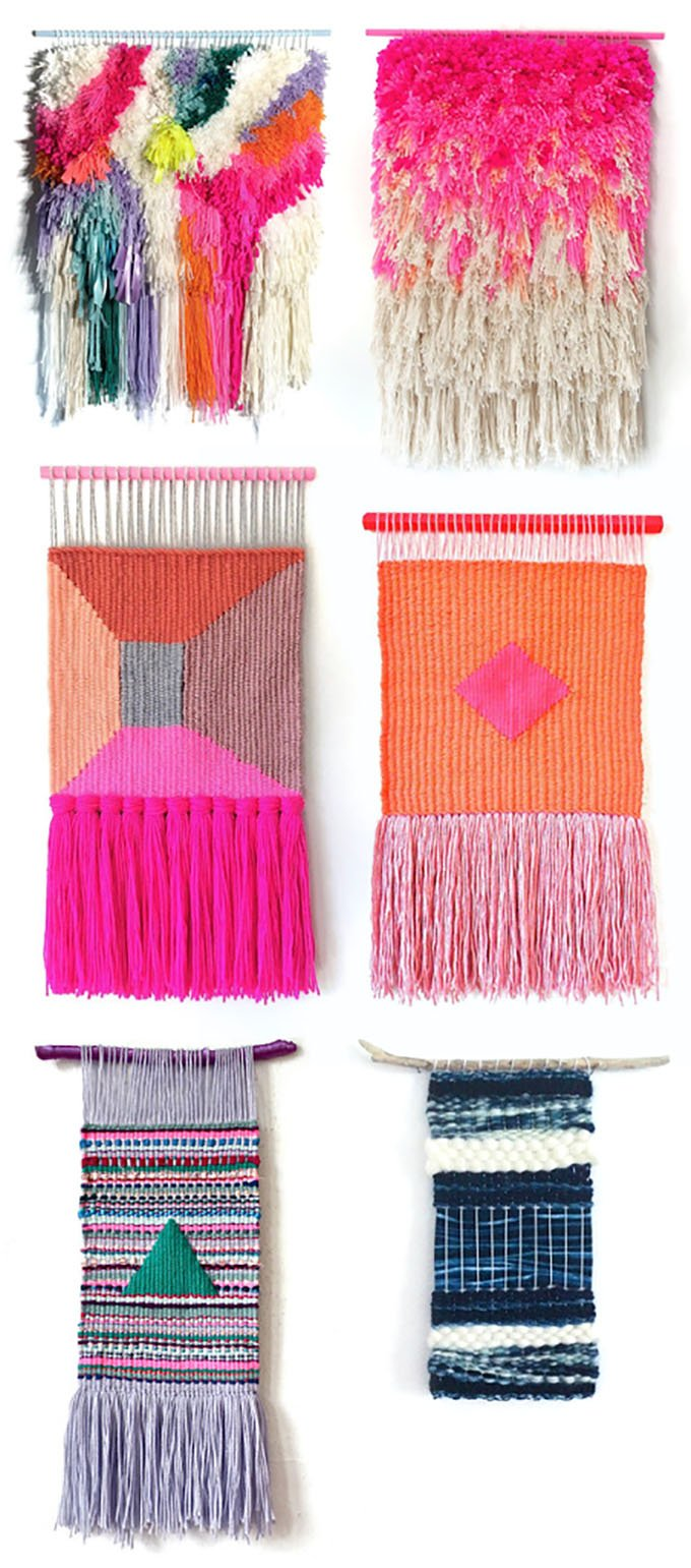 Woven Wall Hangings woven wall hangings | a cup of jo