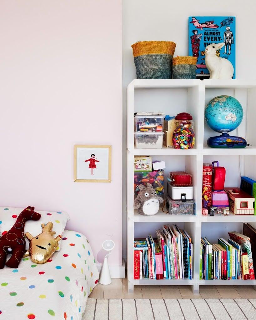 Girls bedroom home tour