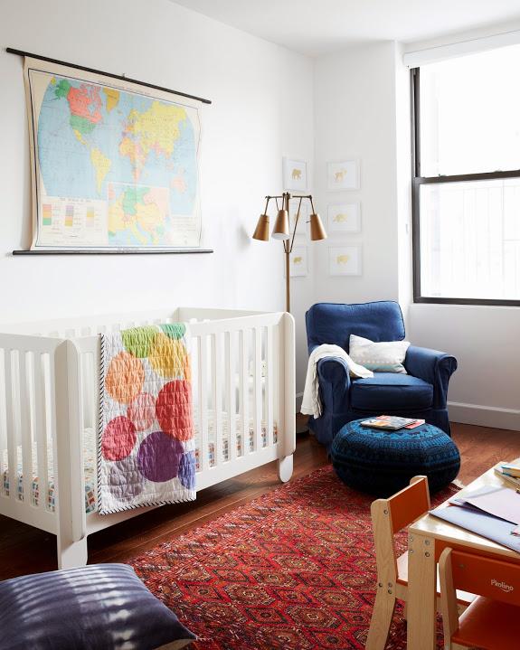 Joanna goddard house tour anton nursery