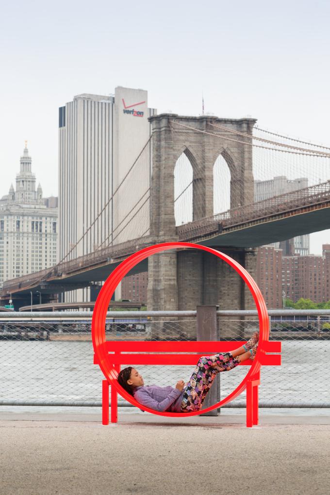 Art Installation in Brooklyn | A Cup of Jo