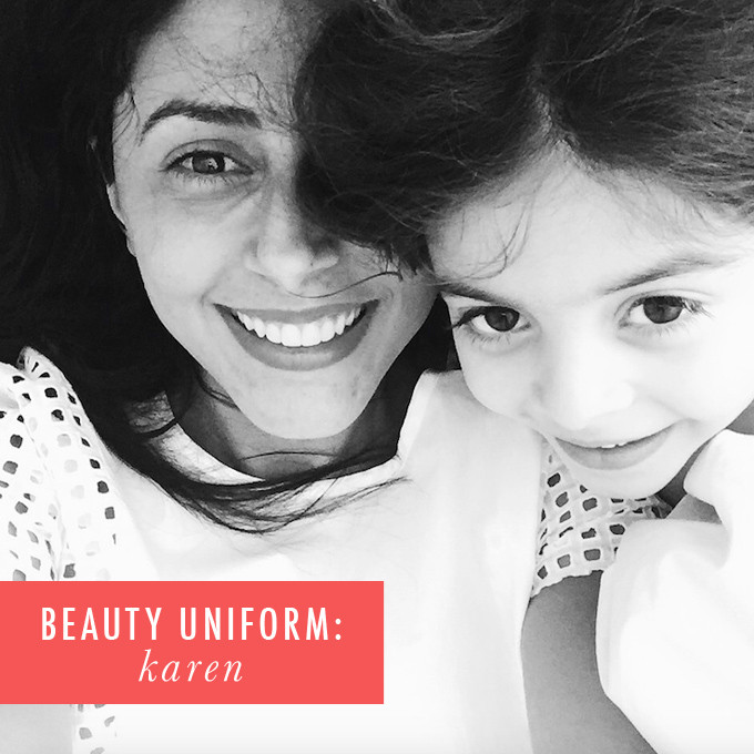 My Beauty Uniform: Karen Mordechai
