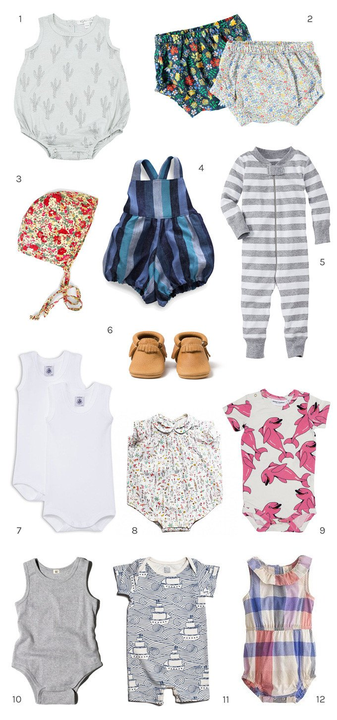 Carter's is a brand that's been around forever. Named as the Best Overall Baby Clothes Brand in the Readers' Choice Awards, parents choose Carter's baby clothes for the quality and reasonable prices. On top of that, the brand is widely available at nearly every mass market retailer.