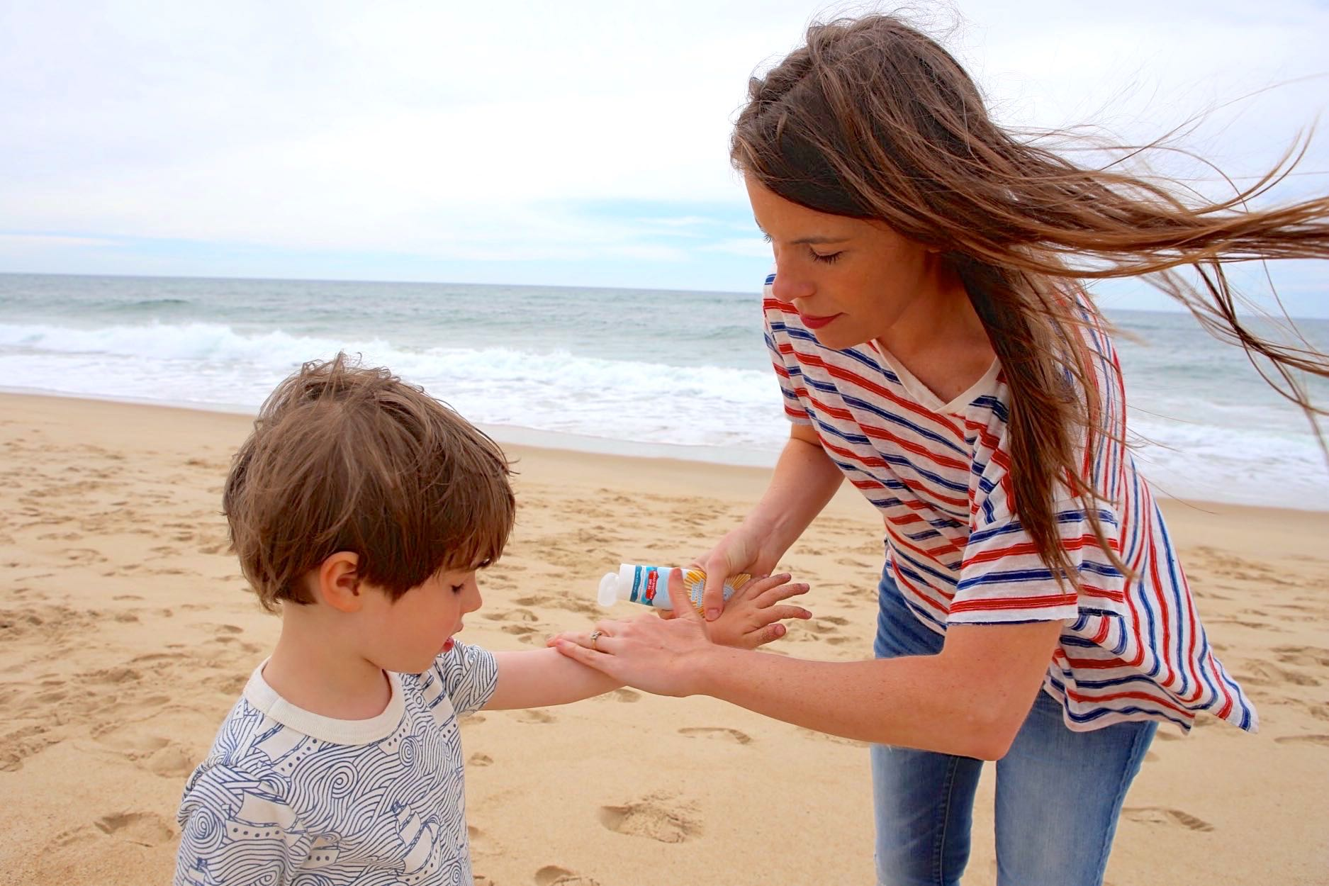 Best Natural Sunscreen For Kids