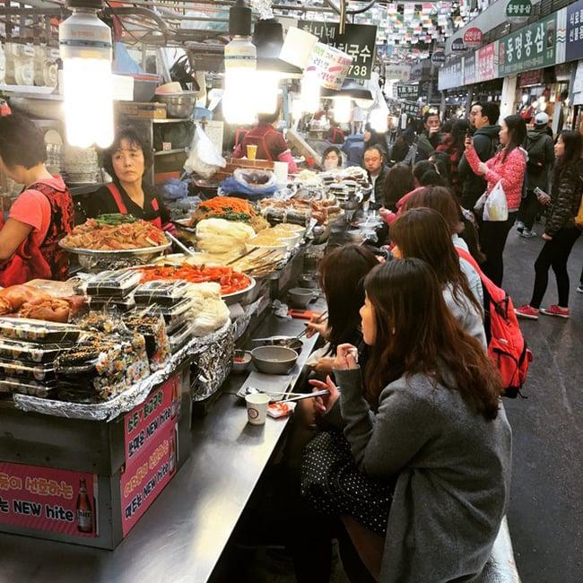 Seoul_food_market