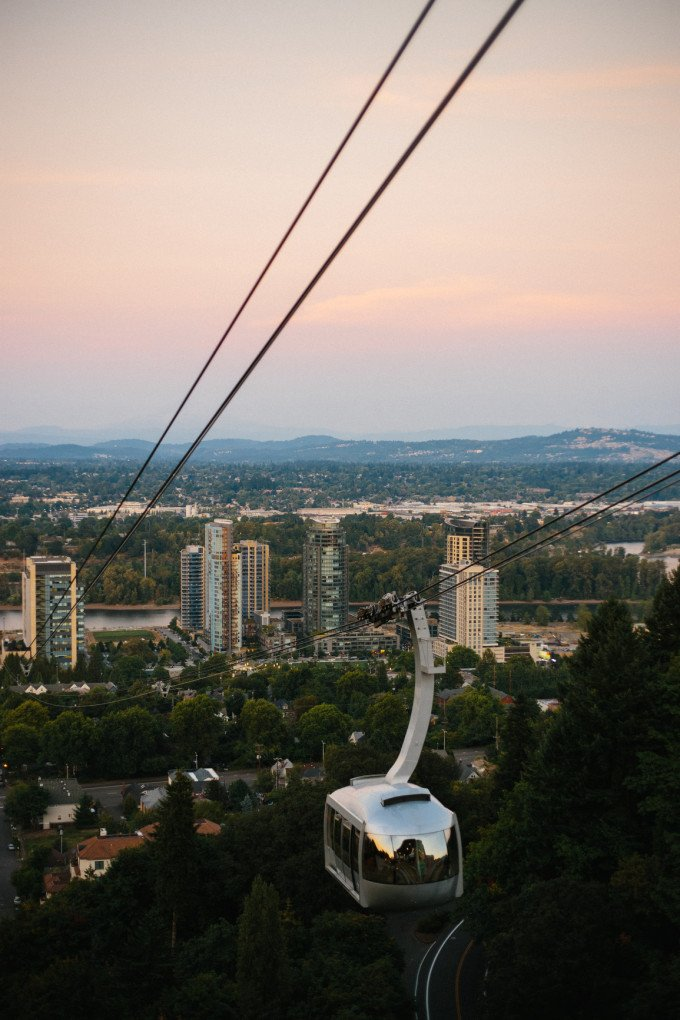 portland-oregon-cable-car