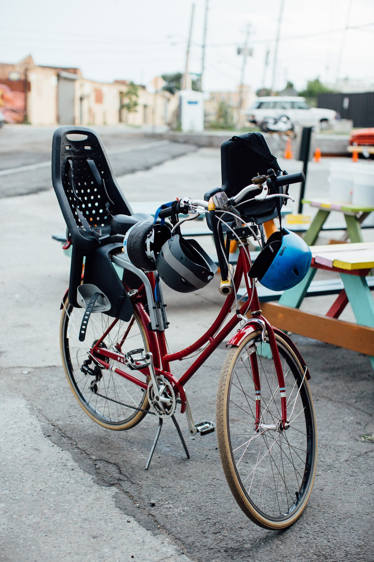 Biking With Kids A Cup Of Jo