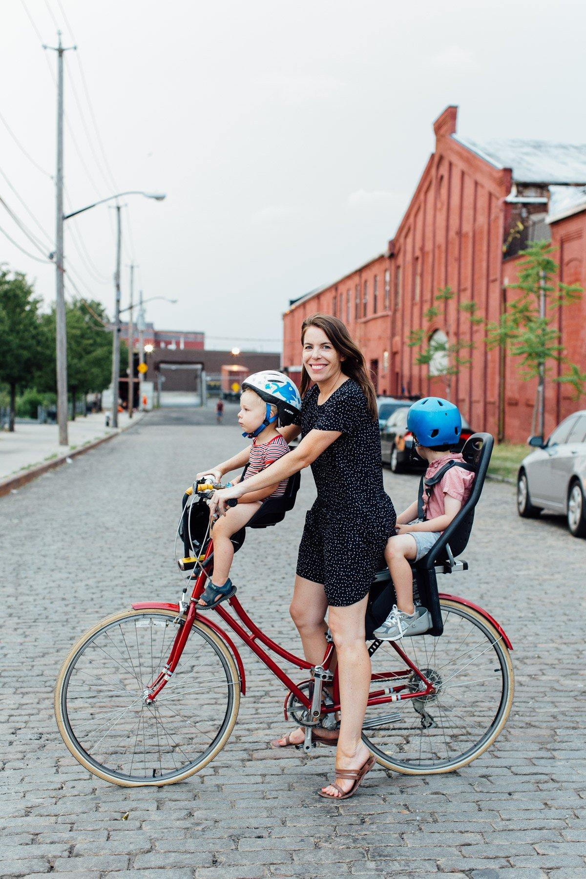 Biking With Kids | A Cup of Jo