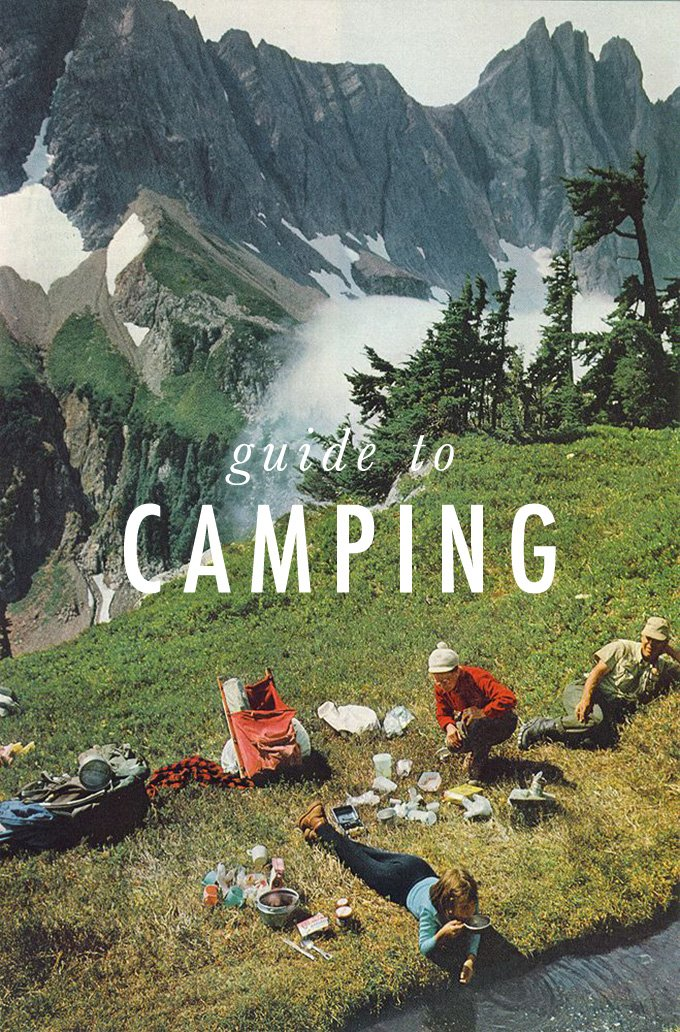 How To Go Camping And Actually Enjoy It