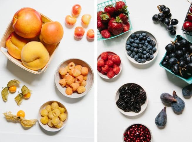 Monochromatic Fruit Salad