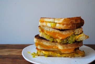 Best Grilled Cheese Recipe