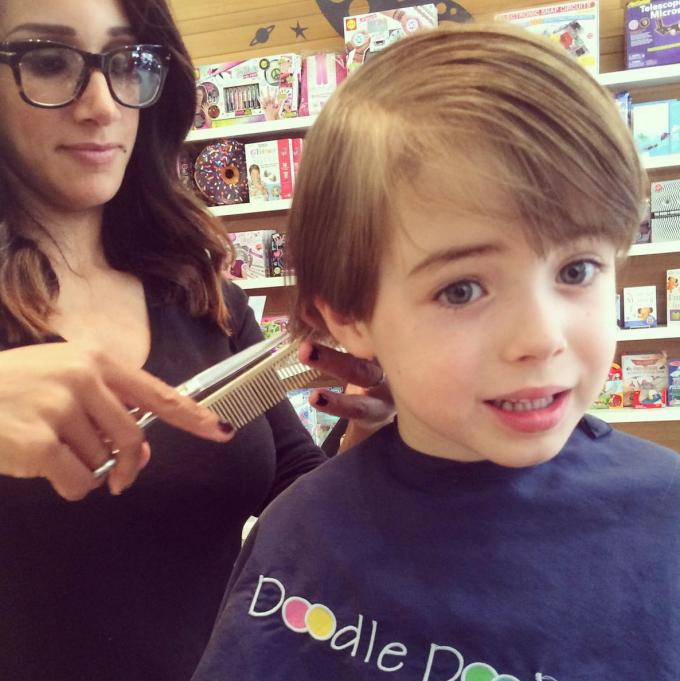 kids-haircut-doodle-doos-west-village