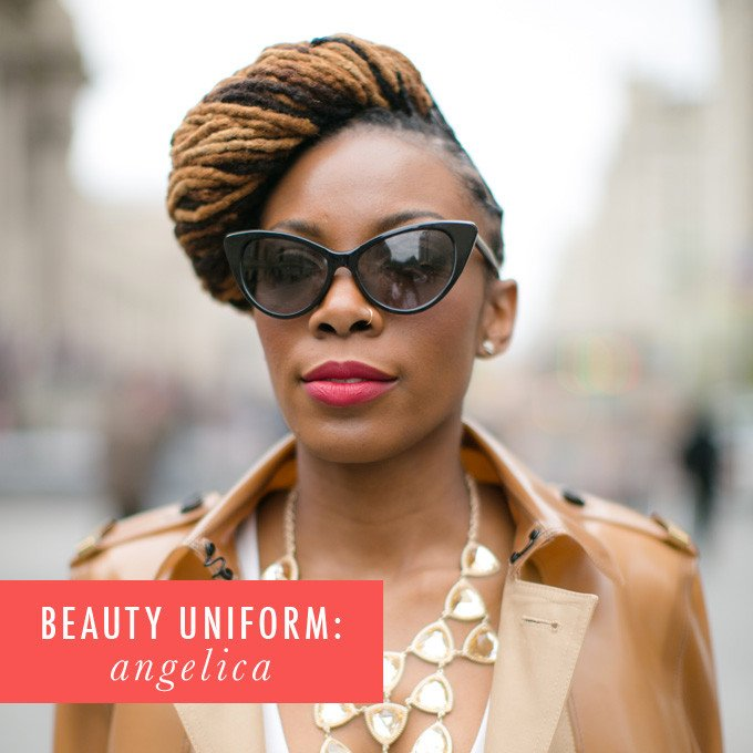 Beauty Uniform: Angelica Rogers