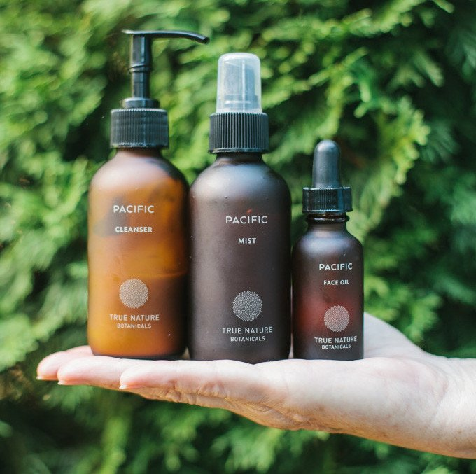True Nature Botanicals skincare