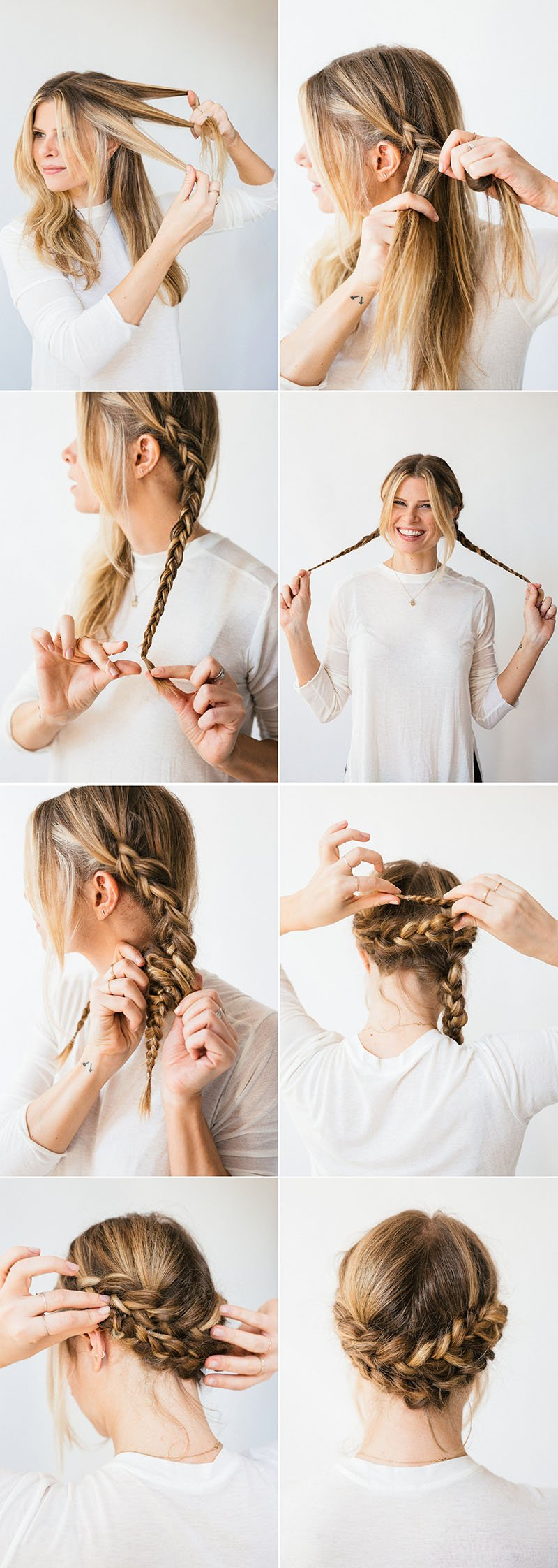 Horseshoe Braid