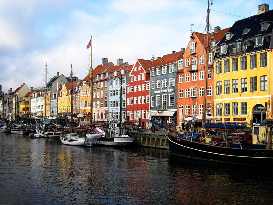 Rush Hour in Copenhagen