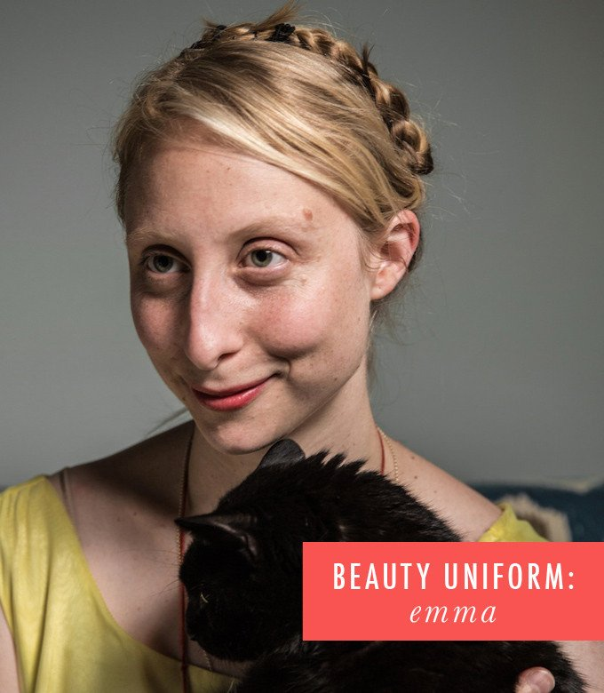 My Beauty Uniform: Emma Straub