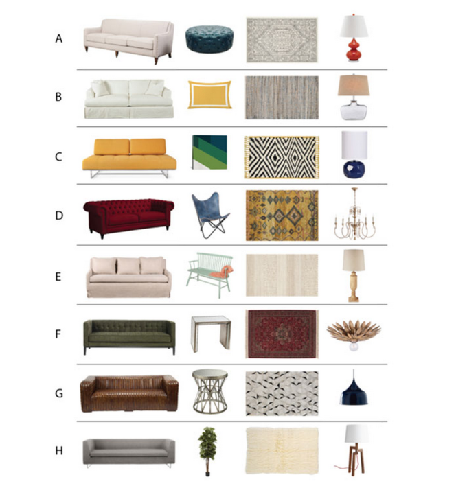 styles of home decor quiz house of samples home decor style quiz html