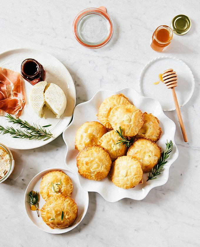 Bite-Sized Baked Brie With Honey | A Cup of Jo