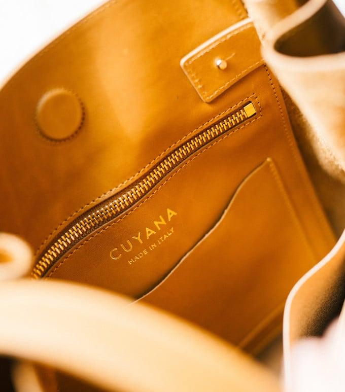 Cuyana Cinch Bag