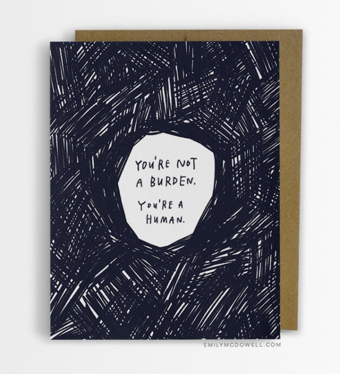 New Empathy Cards by Emily McDowell