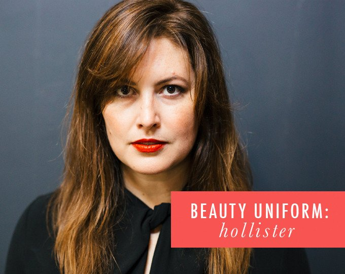 My Beauty Uniform: Hollister Hovey
