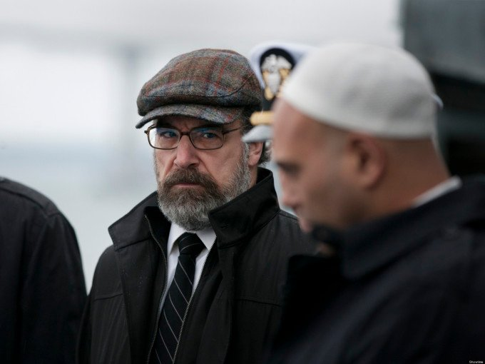 Saul Berenson from Homeland