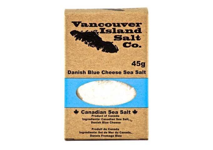 Blue Cheese Sea Salt
