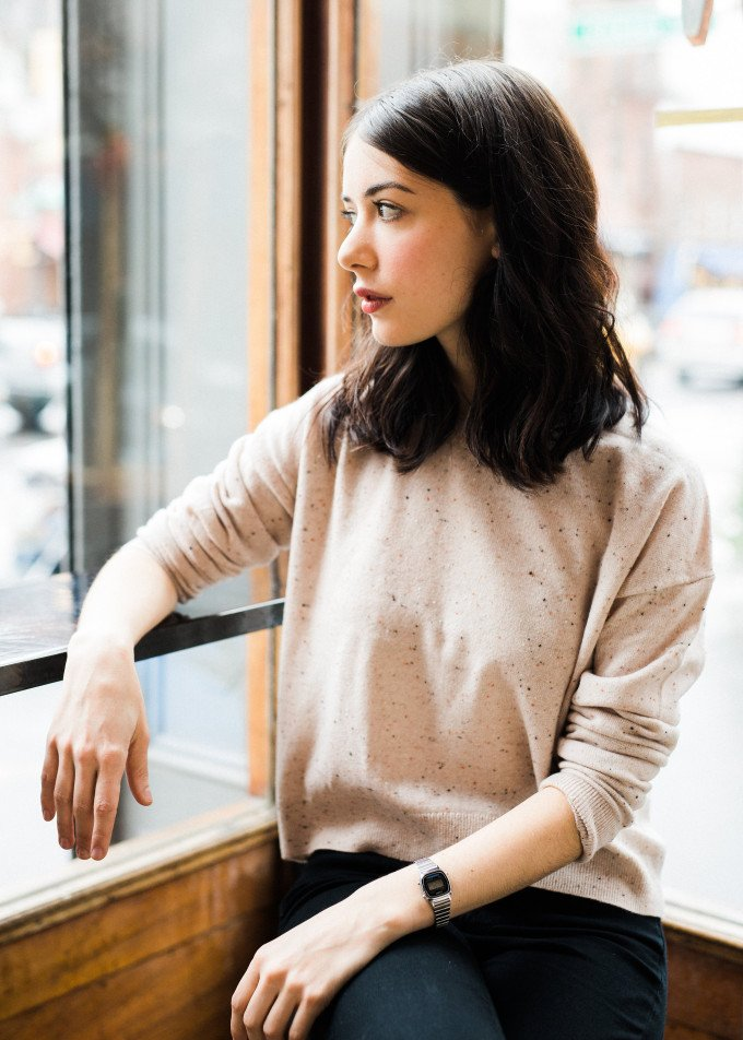 Everlane Donegal Cashmere Sweater