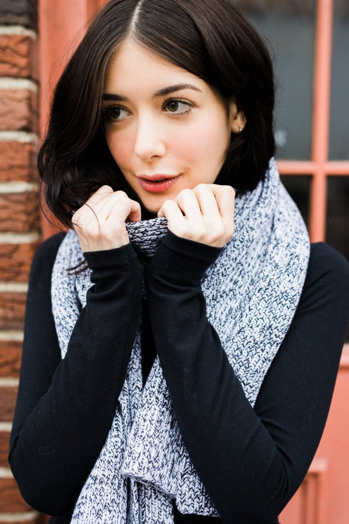 Everlane scarf