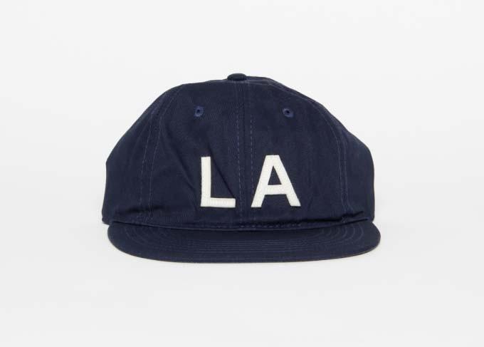 L.A. baseball cap