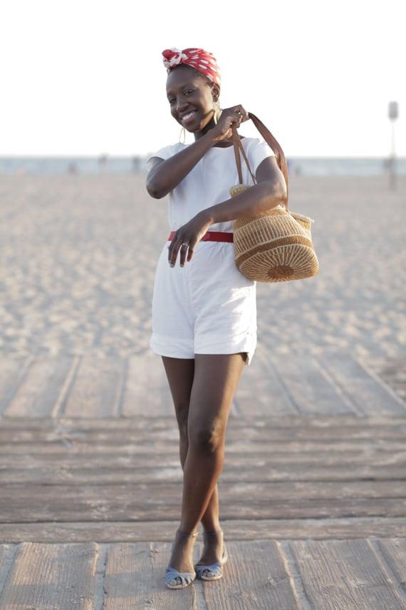 My Beauty Uniform: Monique Villard