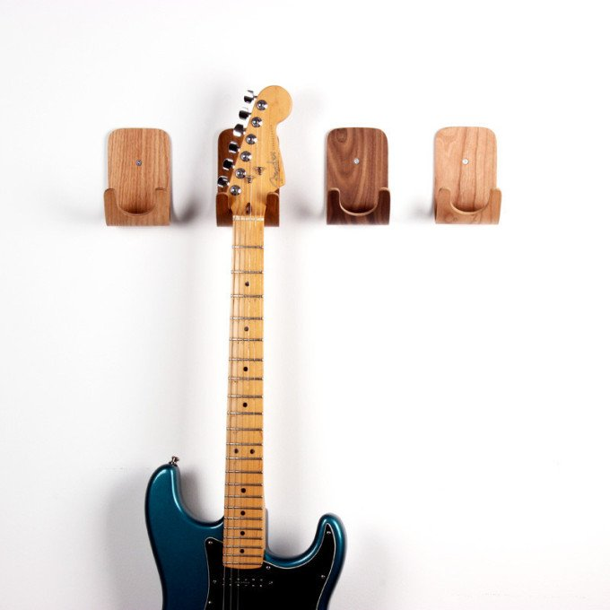 One Forty Three Plywood Guitar Hook