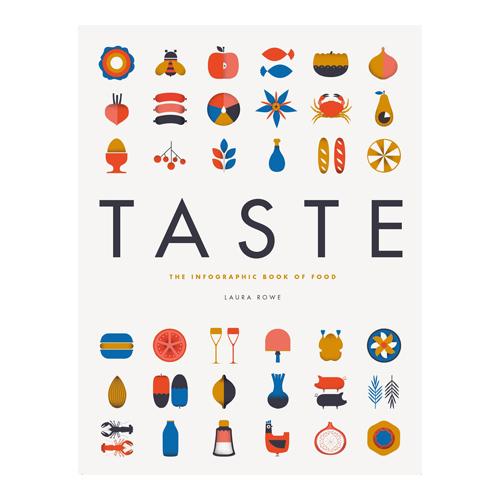 Taste Infographic Book