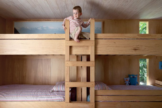 Trend Shared Kids Rooms