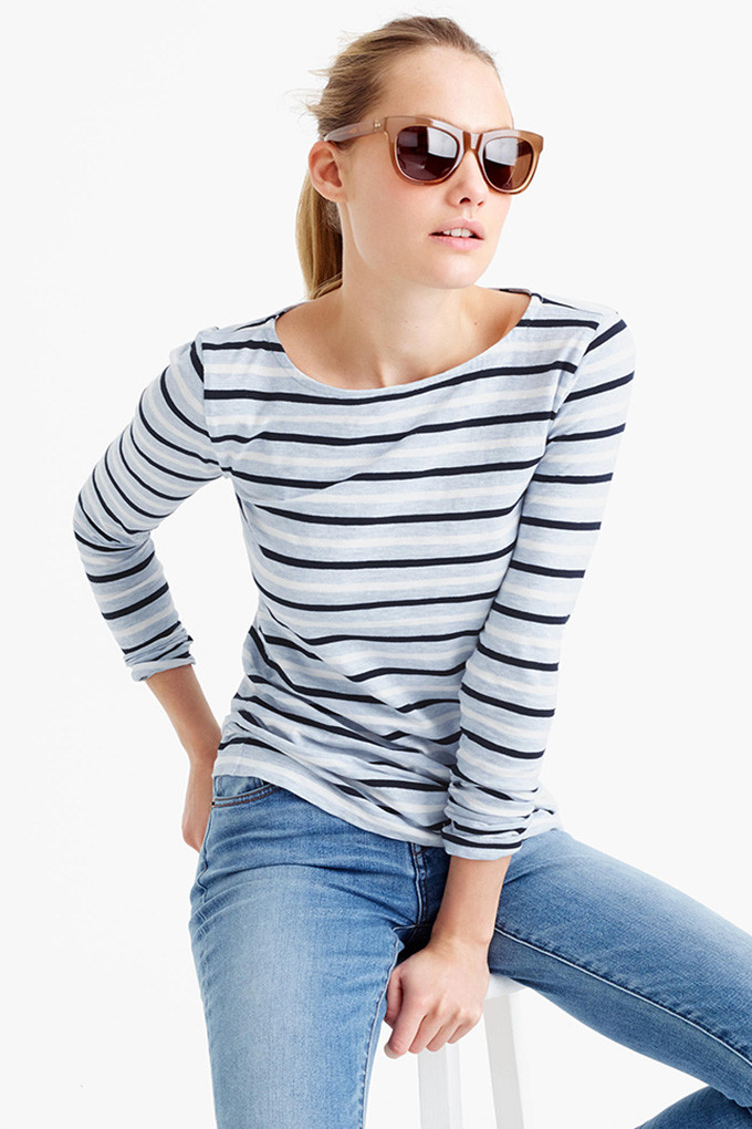 Slim Long Sleeve