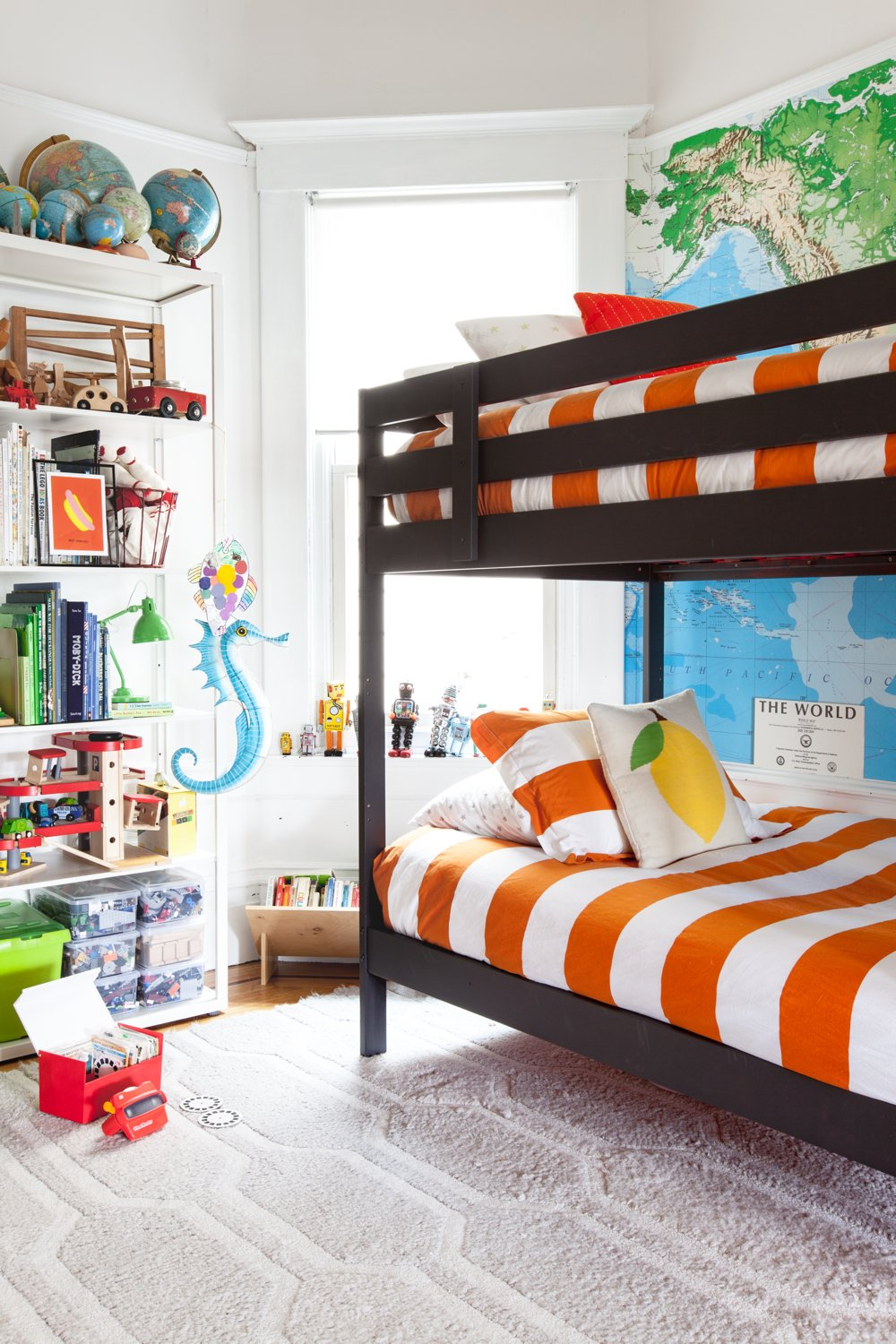 Marvelous Shared Kids Rooms