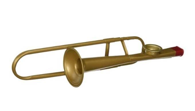 kazoo trombone musical toy