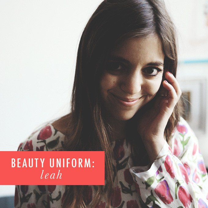 My Beauty Uniform: Leah Goren