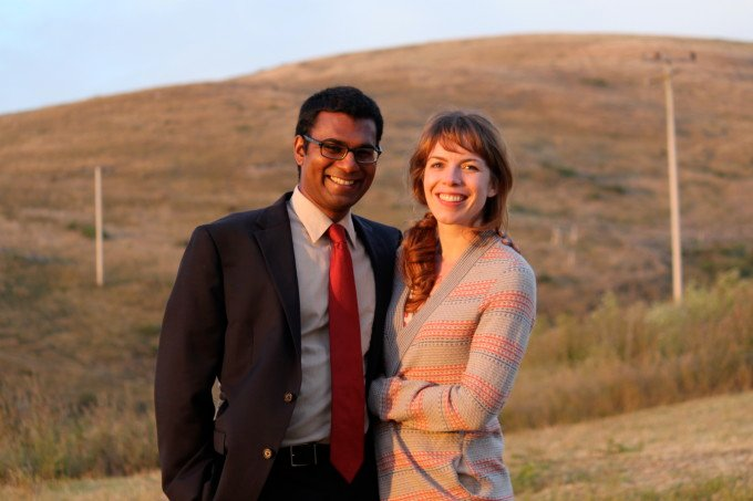 Lucy and Paul Kalanithi