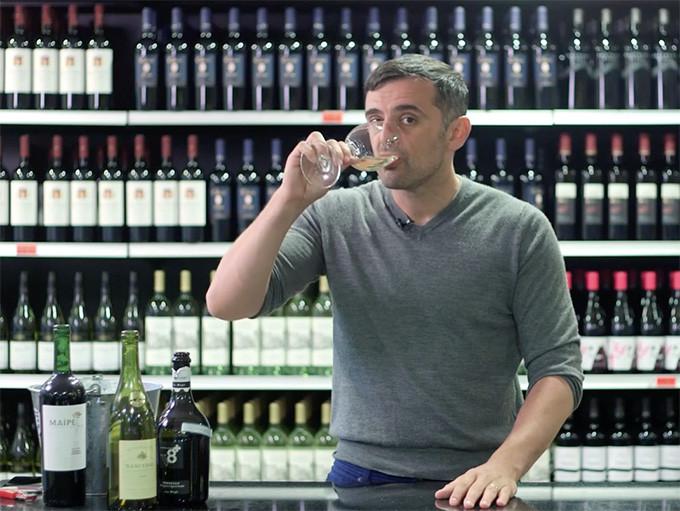 Gary Vaynerchuk Wine Class on Skillshare