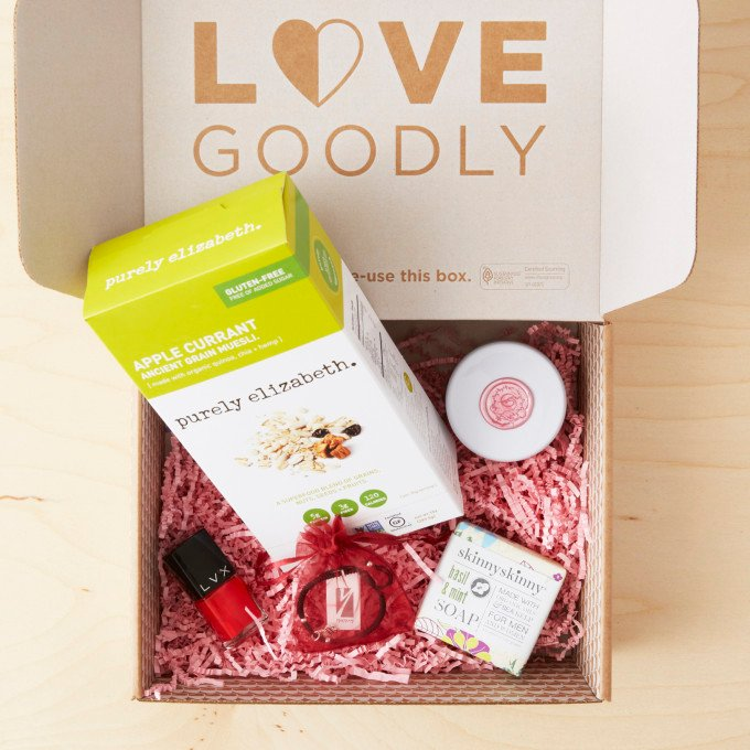 Love Goodly Green Beauty Subscription