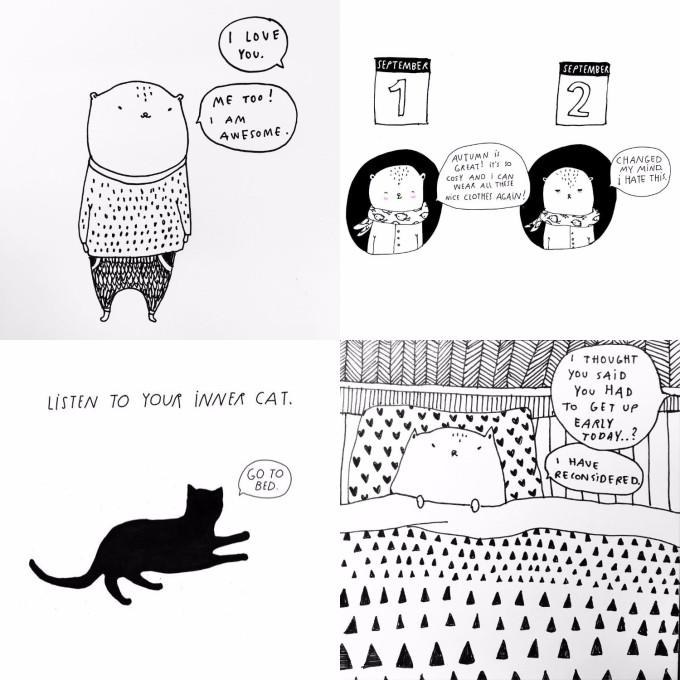 8 Cool Instagram Accounts