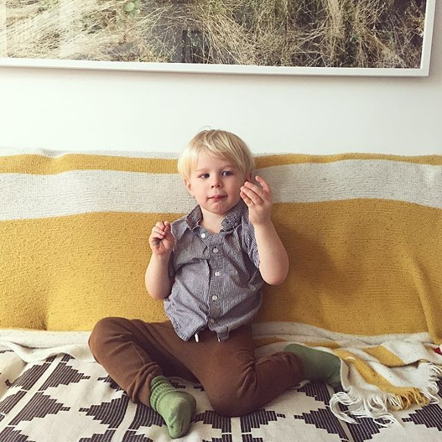 Conversation with a Two-Year-Old