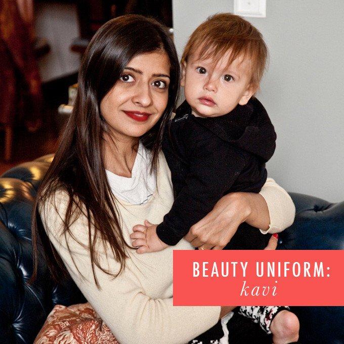 My Beauty Uniform: Kavi Ahuja Moltz
